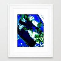 artsy Framed Art Prints featuring Artsy. by Bliss