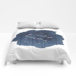 gemini constellation zodiac Comforters