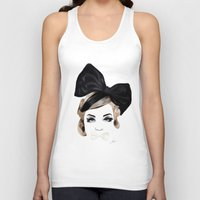 bows Tank Tops featuring Bows by SoulDeep