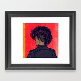 Punx (Reduced price for the Punx!) Framed Art Print