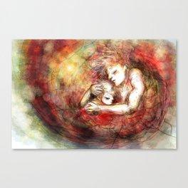 Lost Boy Canvas Print