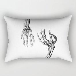 I don't need no body Rectangular Pillow