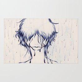 Downpour Truth Rug