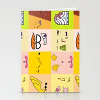 cartoons Stationery Cards featuring Classic Cartoons by DanielBergerDesign
