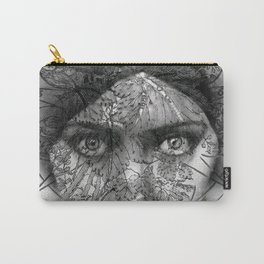 The Eyes of Alchemy Carry-All Pouch