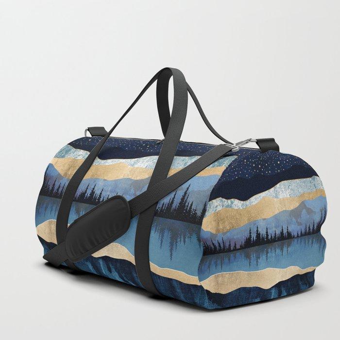 Midnight Lake Duffle Bag