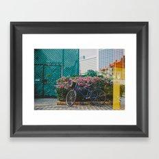 Singapore Framed Art Print