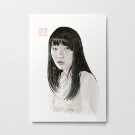 Himiko Metal Print