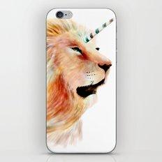 Horn iPhone & iPod Skin