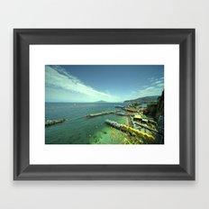 Sorrento Vista Framed Art Print