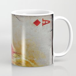Ace of Diamonds Coffee Mug