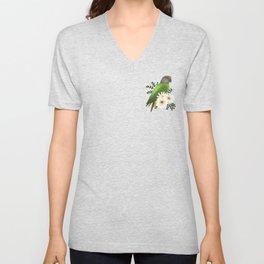 Senegal Parrot Unisex V-Neck