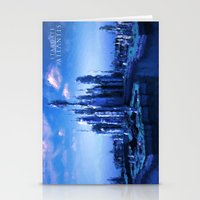 stargate Stationery Cards featuring The lost city by Samy