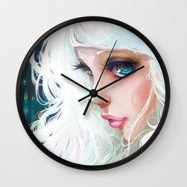 Abarbarea Wall Clock