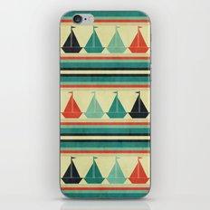 Ocean Adventure East iPhone & iPod Skin