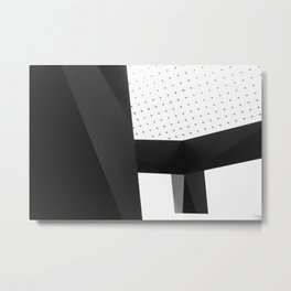 Geometric Bliss Metal Print