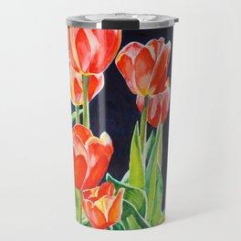 Tulip Translucence Travel Mug