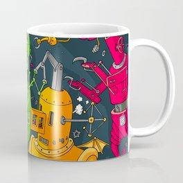 Robot Rampage Coffee Mug