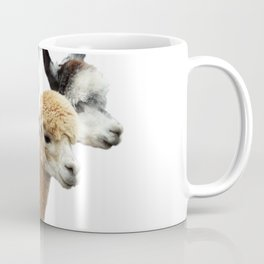Alpaca Trio Coffee Mug