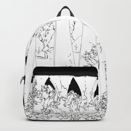 Last To Remain Backpack