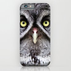 Great Gray Owl Slim Case iPhone 6s