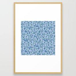 Vaquitas Framed Art Print