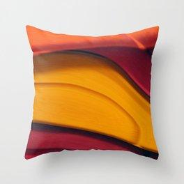 Liquify 5 Throw Pillow