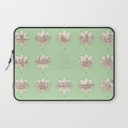 Endangered Love - Rhino Sutra Laptop Sleeve