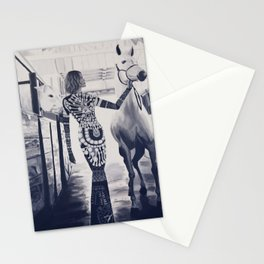 Runway Stable Stationery Cards