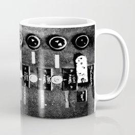 Light Box Coffee Mug