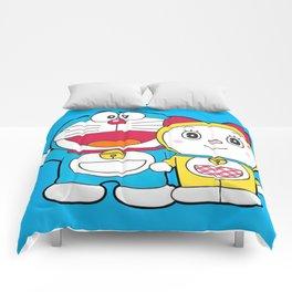 Doraemon Hello Comforters