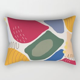 Garment of Praise Rectangular Pillow