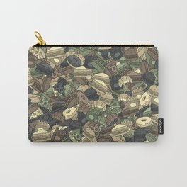 Fast food camouflage Carry-All Pouch