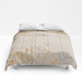 Sea Oat Comforters