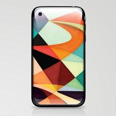 Quiet iPhone & iPod Skin