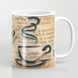 Coffee Love by Kathy Morton Stanion Coffee Mug