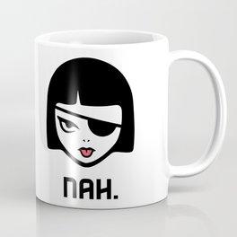 Patchy Says Nah. Coffee Mug