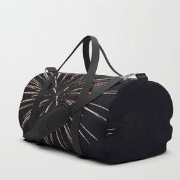 Firework Spray Duffle Bag