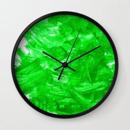 Think Green Lightroom Acrylic Wall Clock