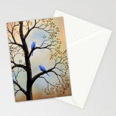 Chorus of 2 Stationery Cards