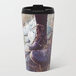 combat with style. Travel Mug