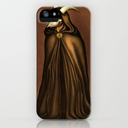 Druid iPhone Case