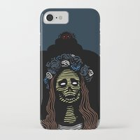 lana iPhone & iPod Cases featuring Lana by Stephan Brusche