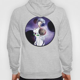 Ayanami Rei - Red Sea edit. Hoody