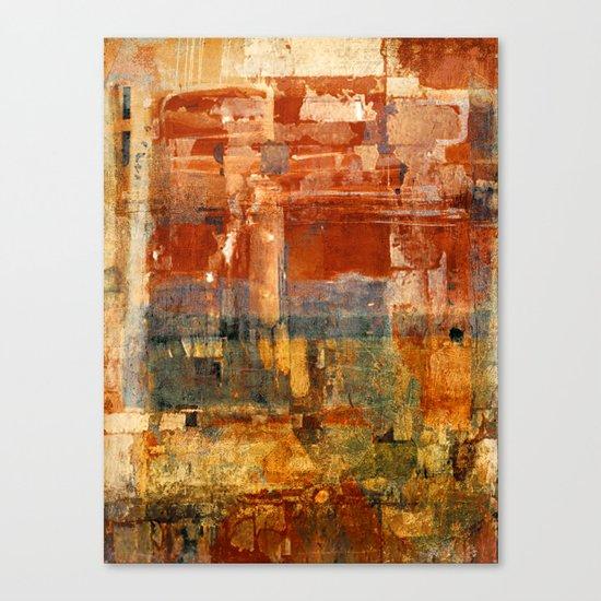 "Quarup ""Kaurup"" Canvas Print"