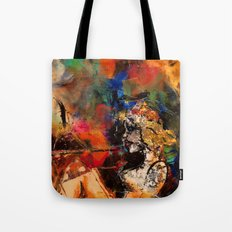 Untamed Passion Tote Bag
