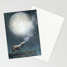 The Light of Starry Dreams Stationery Cards