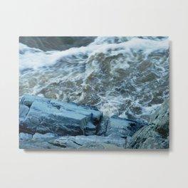 Great Falls rush Metal Print