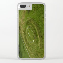 Arbor Low Clear iPhone Case