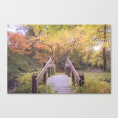 Autumn in My Dream Canvas Print